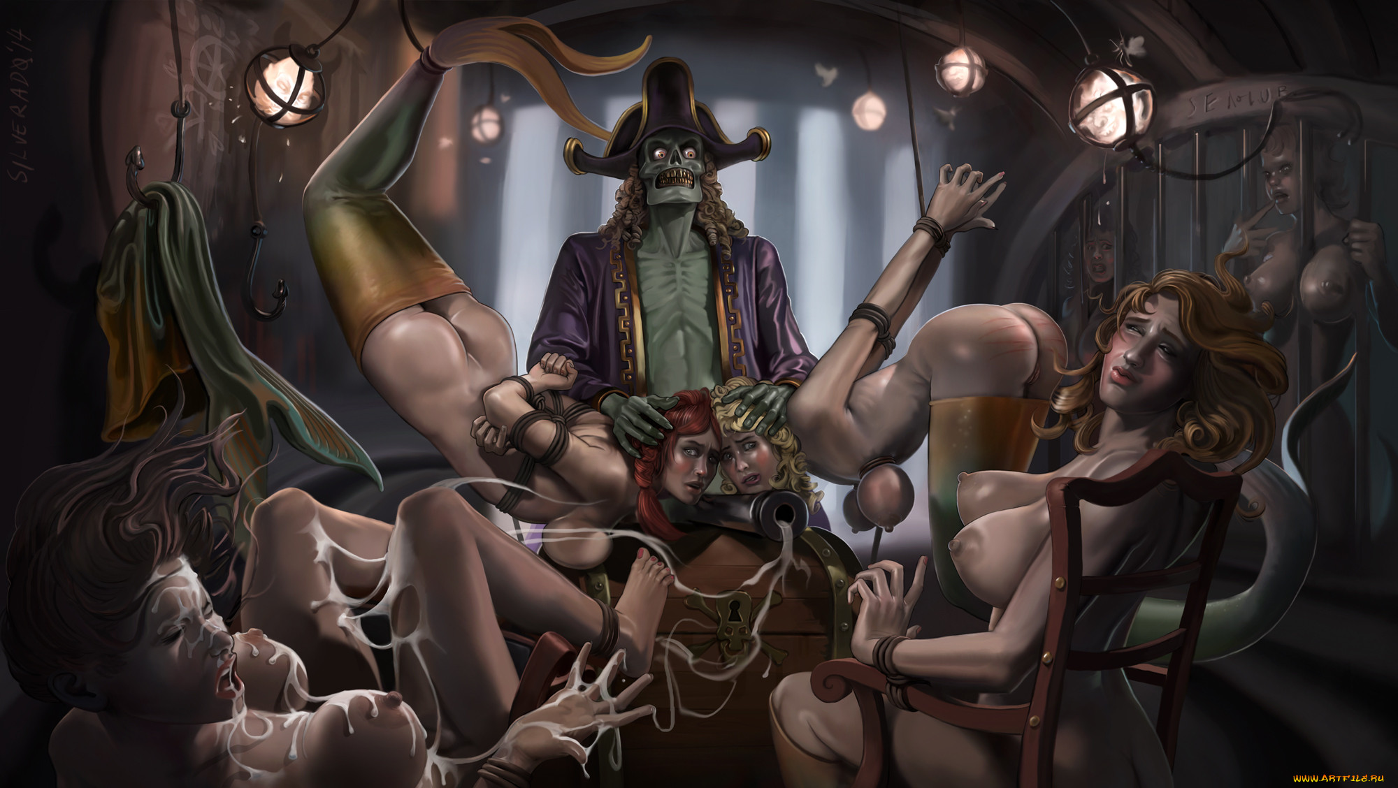 pirate fantasy sex porn